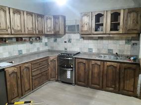 Mueble De Cocina Rustico Campo