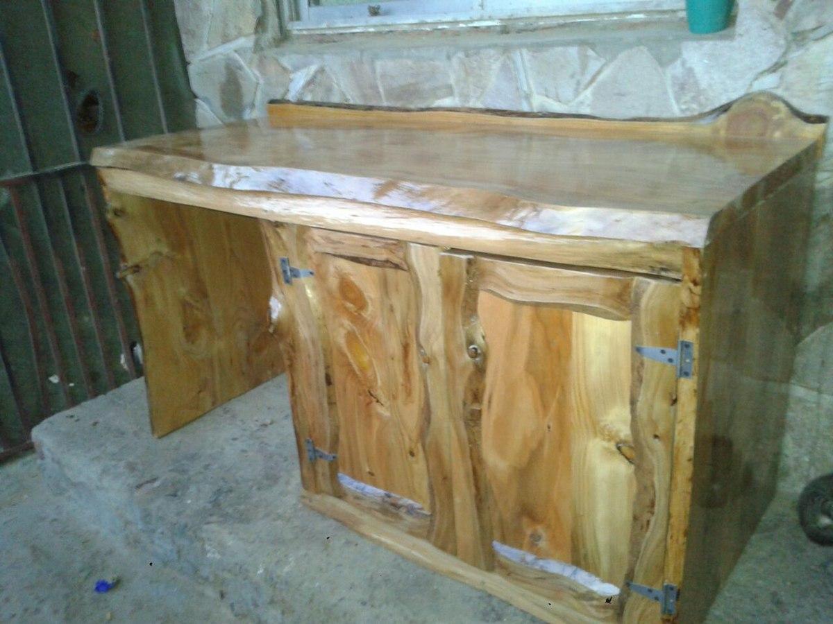 Mueble De Cocina Rustico Estilo Campo - $ 5.200,00 en Mercado Libre