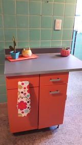 Mueble De Cocina Vintage / Retro