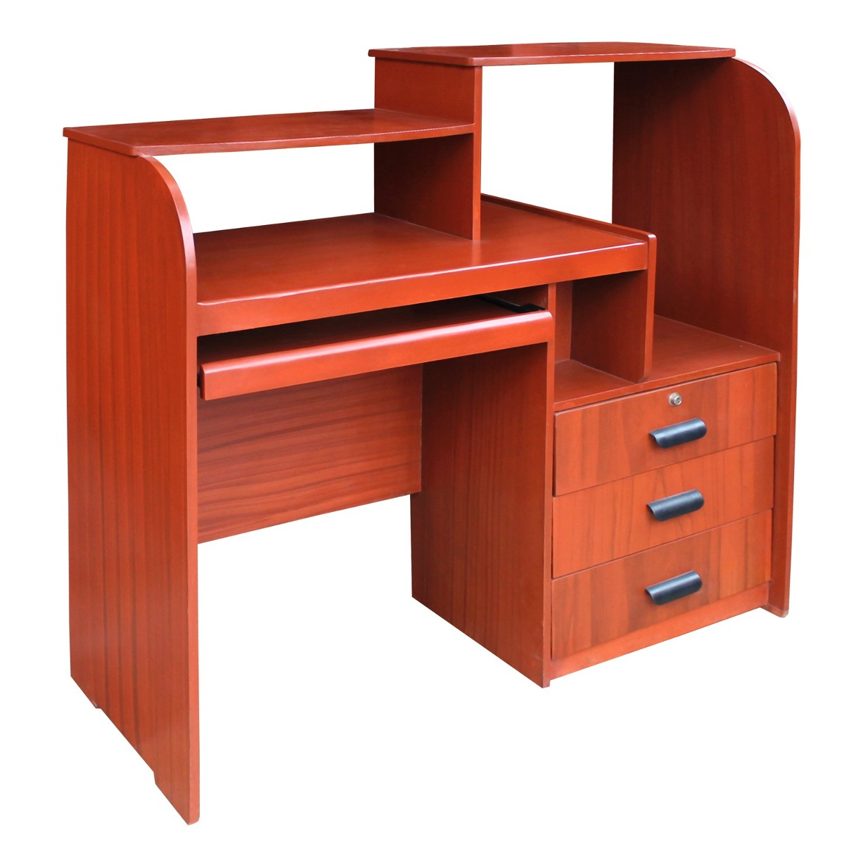 mueble de computo 3 cajones completamente nuevo s 245