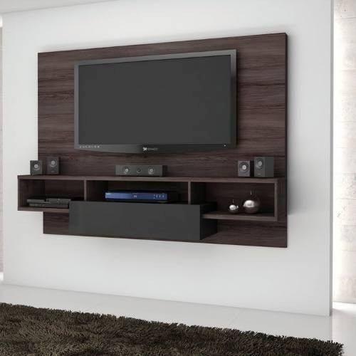 Mueble de entretenimiento empotrado melamine s 450 00 - Decoracion mueble tv ...