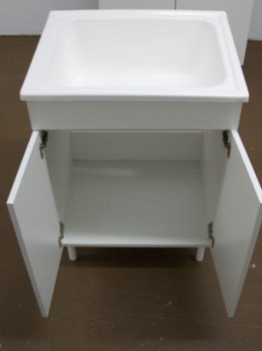 Muebles para lavaderos ideas de disenos for Bajo mesada lavadero