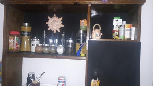 Mueble De Madera Mazisa Aereo Desmontable  $ 4000,00 en Mercado