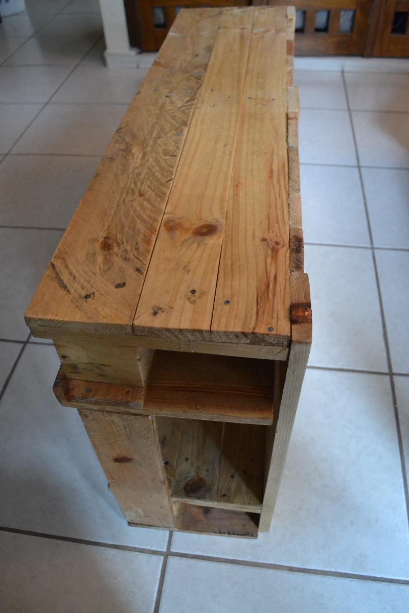 Muebles Con Palets Comprar : Mueble de madera palets moda vintage repisa winners