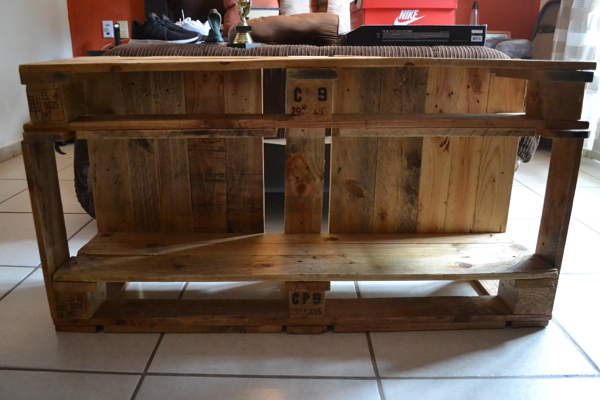 Mueble de madera palets moda vintage repisa winners for Mueble de madera
