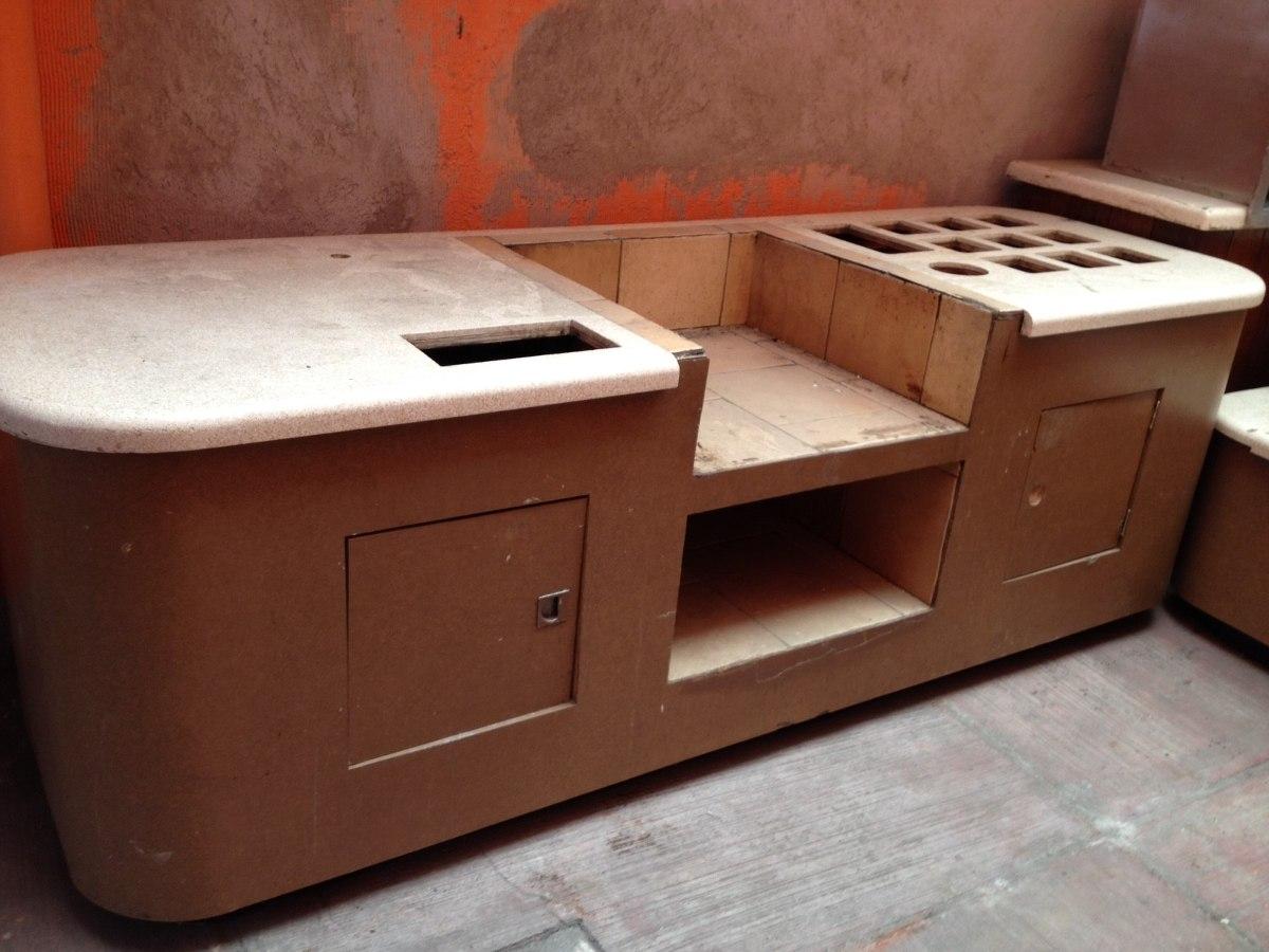 Muebles de madera usados mercado libre 20170715201342 for Buffet mueble