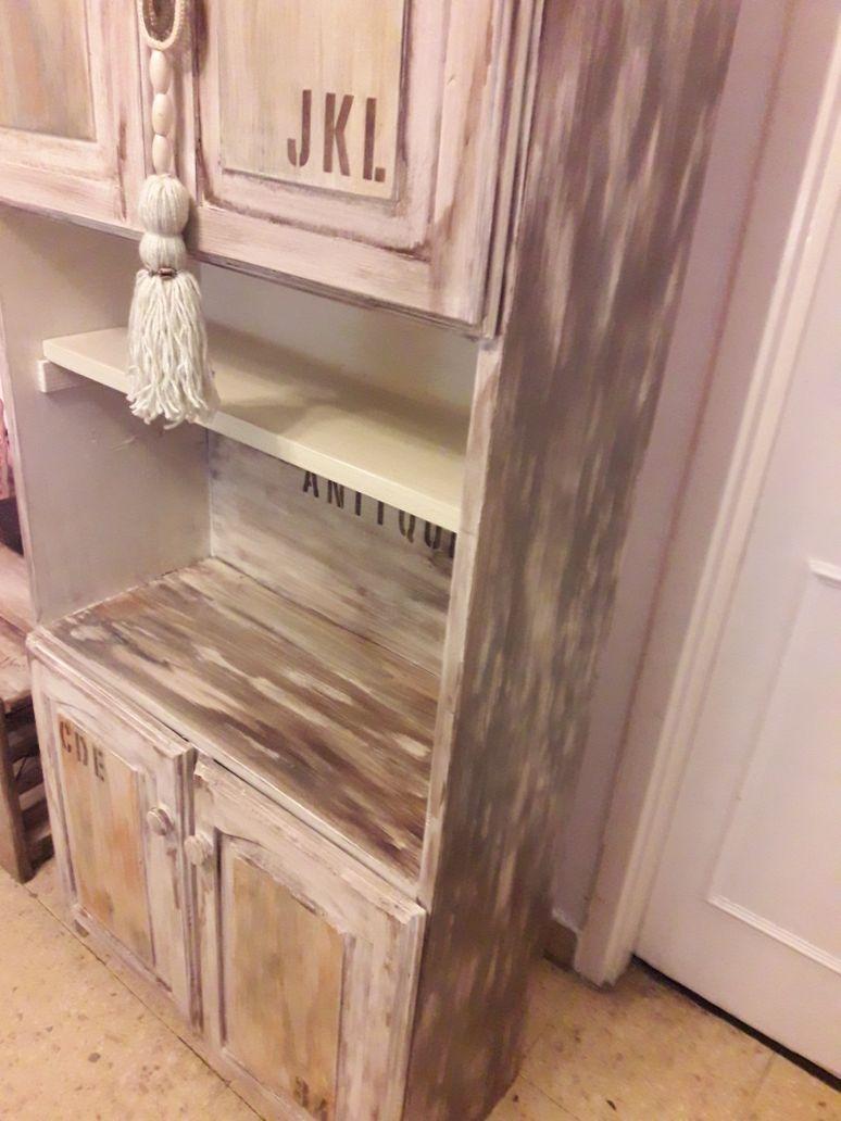 Increíble Muebles De Cocina En Dificultades Pintura Bricolaje ...