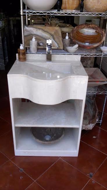 Tiendas De Muebles De Diseño : Mueble de mármol para baño  en mercado libre