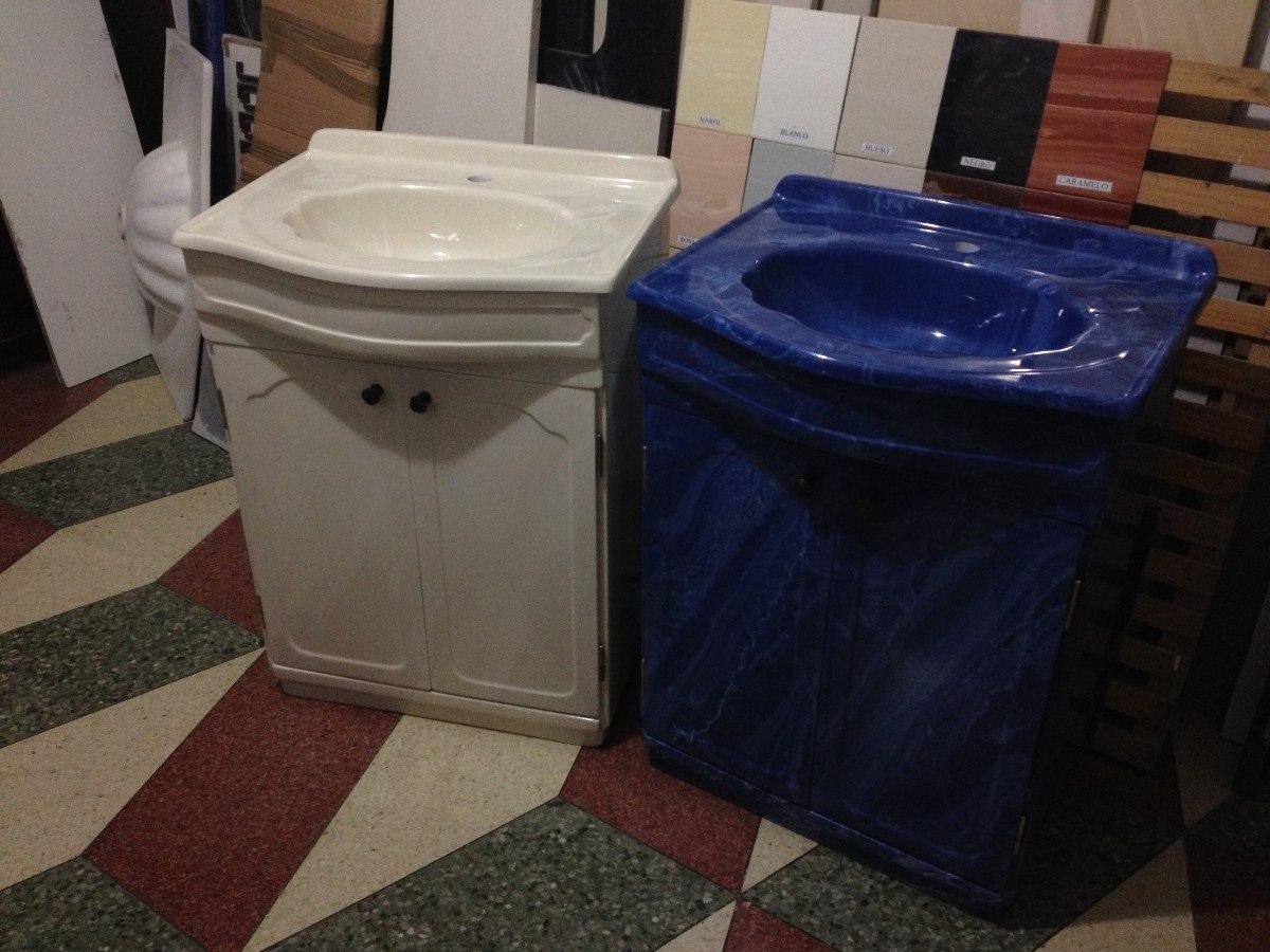 Muebles De Baño Mercado Libre Uruguay : Mueble de marmolina para ba?o varios colores con lavatorio