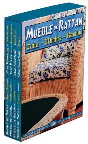 mueble de rattan 4 vols ediciones daly rgl