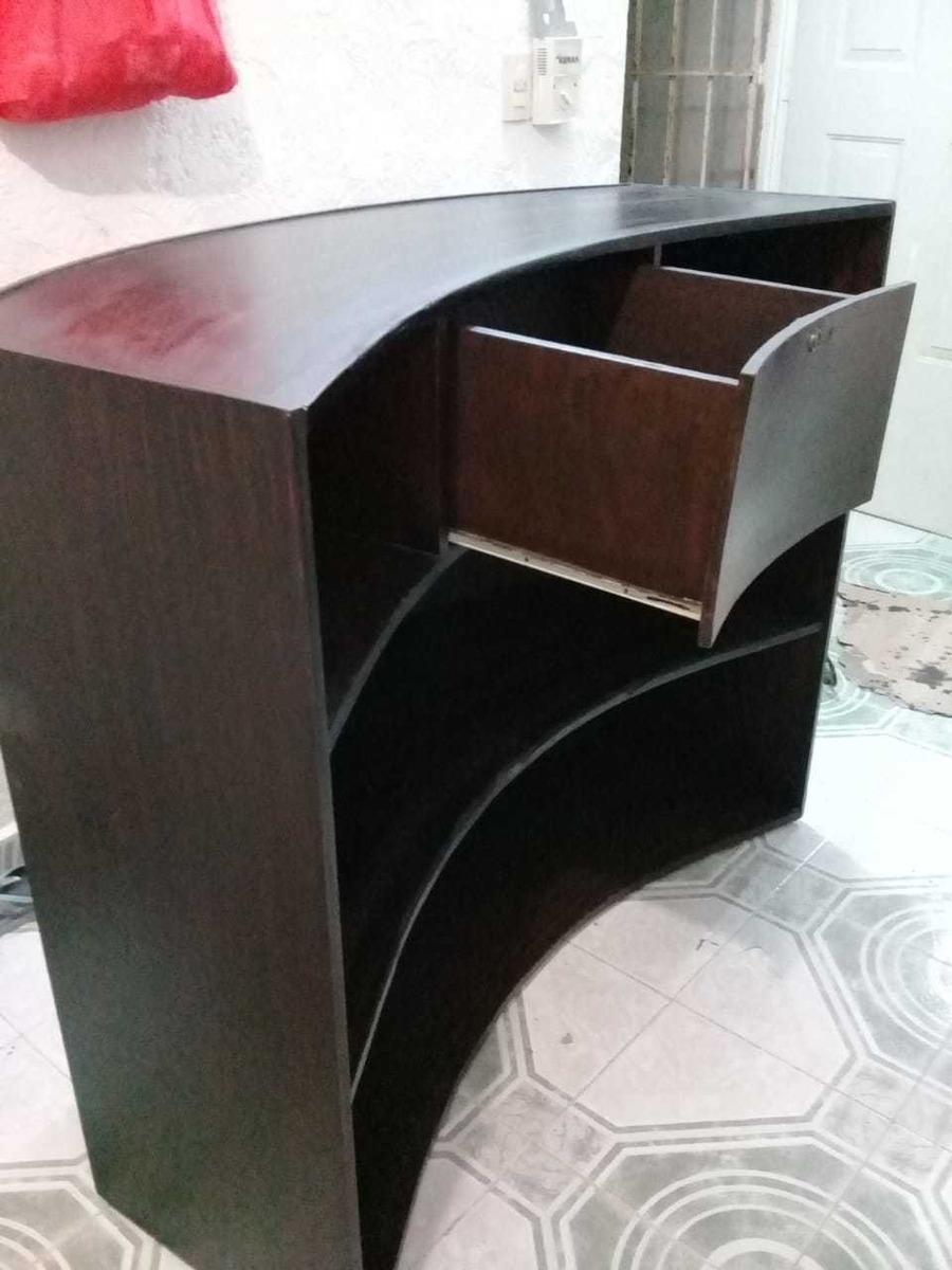 mueble de recepción medio uso para su local o negocio