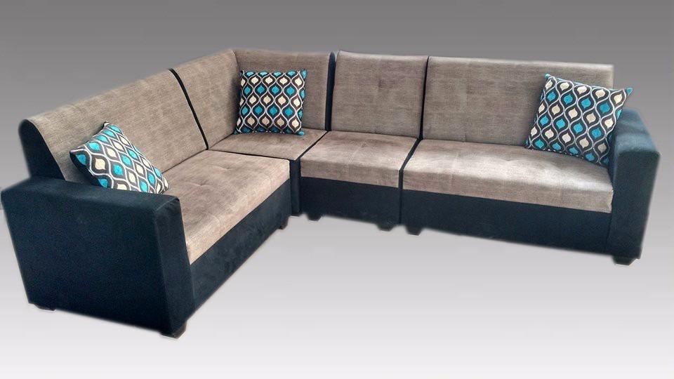Mueble de sala en l somos fabricantes s en mercado libre - Muebles de valencia fabricantes ...