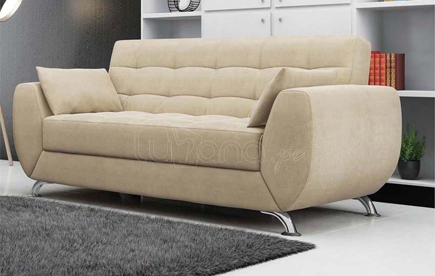 Mueble de sala larissa de 3 juego de sala s 699 00 en for Muebles modernos para sala