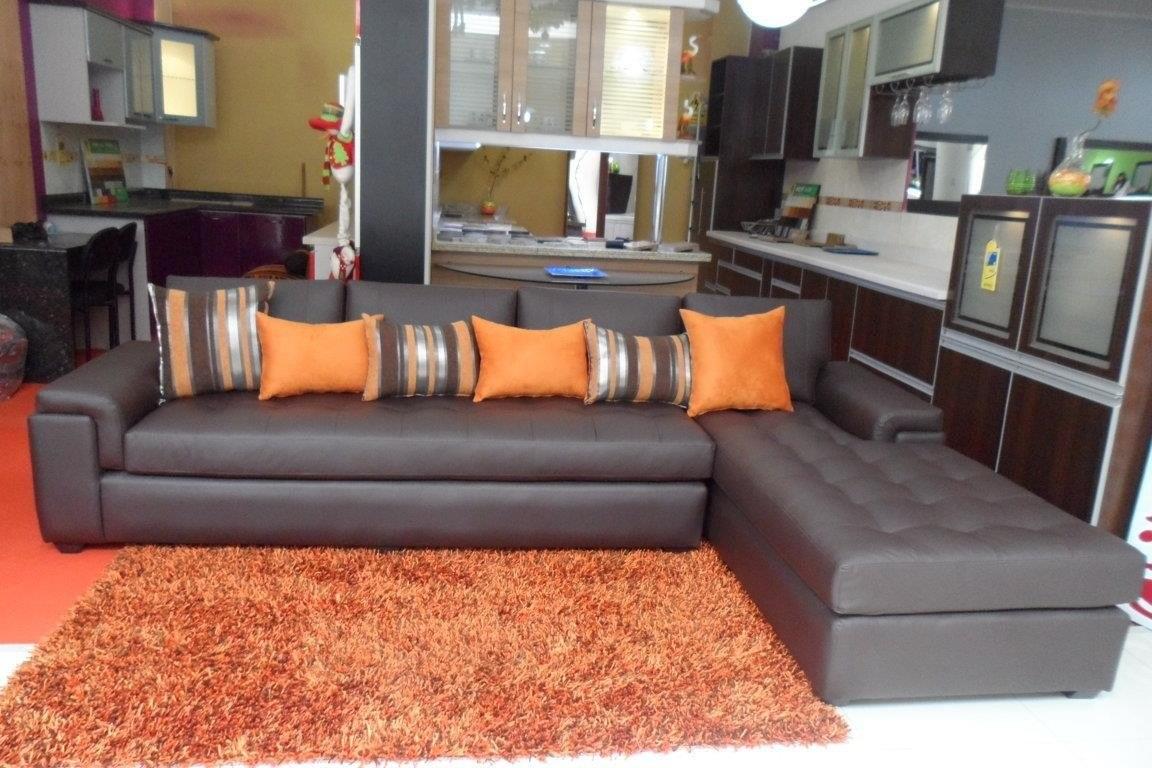 Mueble de sala seccional juego de sala s 999 99 en for Muebles usados en lima