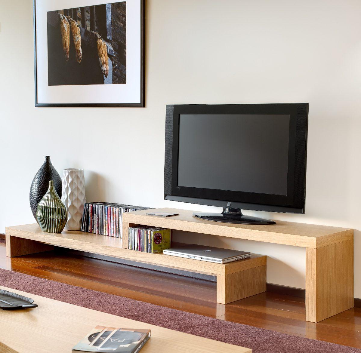 Hacer mueble para tv madera - Lacar un mueble de madera ...