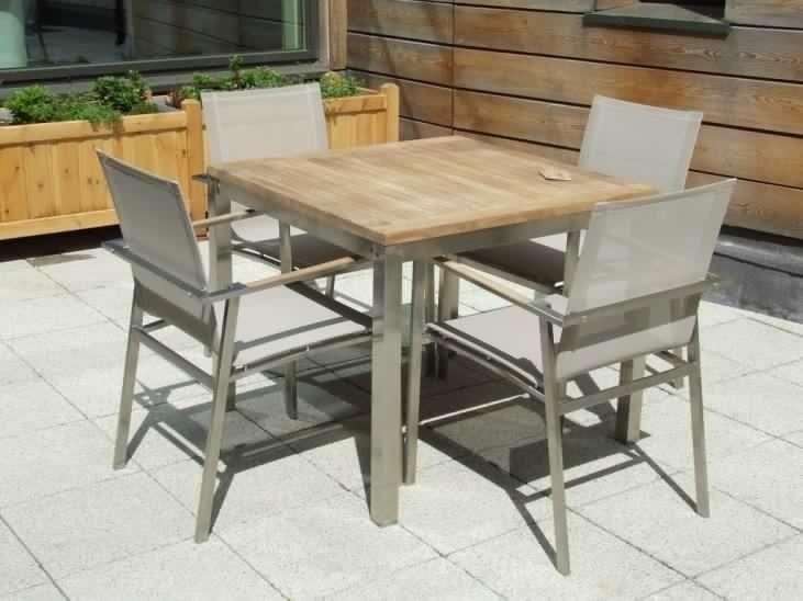 Mueble De Terraza Cuadrado De Acero Inoxidable - S/ 2.300,00 en ...