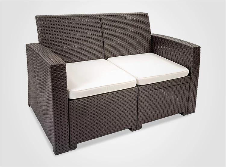 Mueble De Terraza De 2 Cuerpos