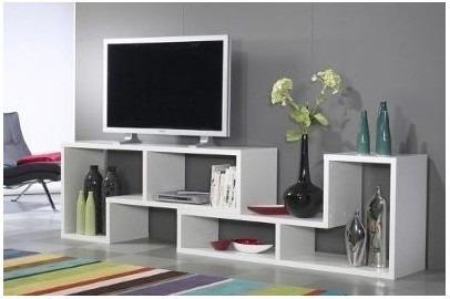 mueble de tv moderno diseñelo a su gusto