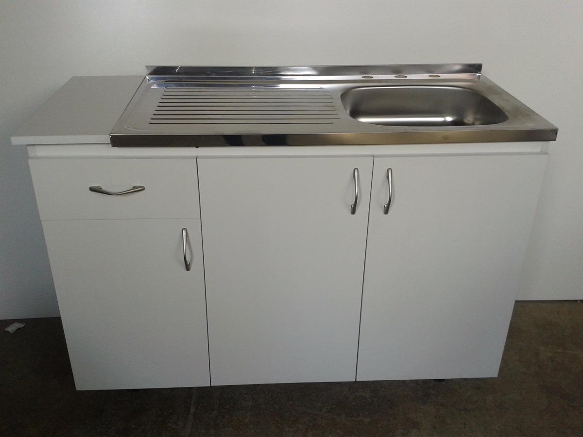 Mueble despensa de 200 x 45 x 45 en mdp forrado en for Lavadero de cocina con mueble