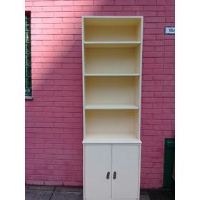 Mueble Despensero  O Biblioteca  Estantes  Puerta
