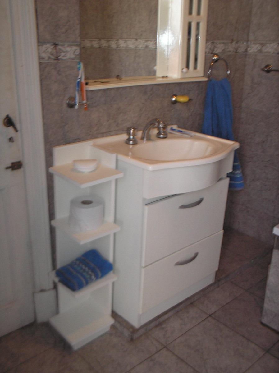Mueble para toallas colgador de palet bao pequeo con - Mueble para toallas ...