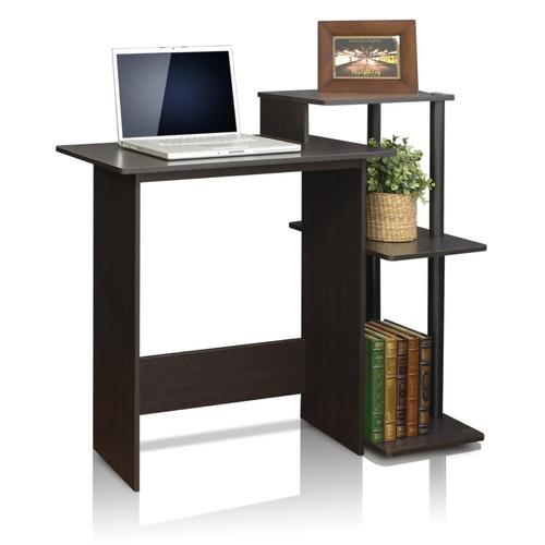Mueble escritorio para computadora moderno cafe envio for Mueble para escritorio