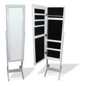 Mueble Espejo Joyero Blanco