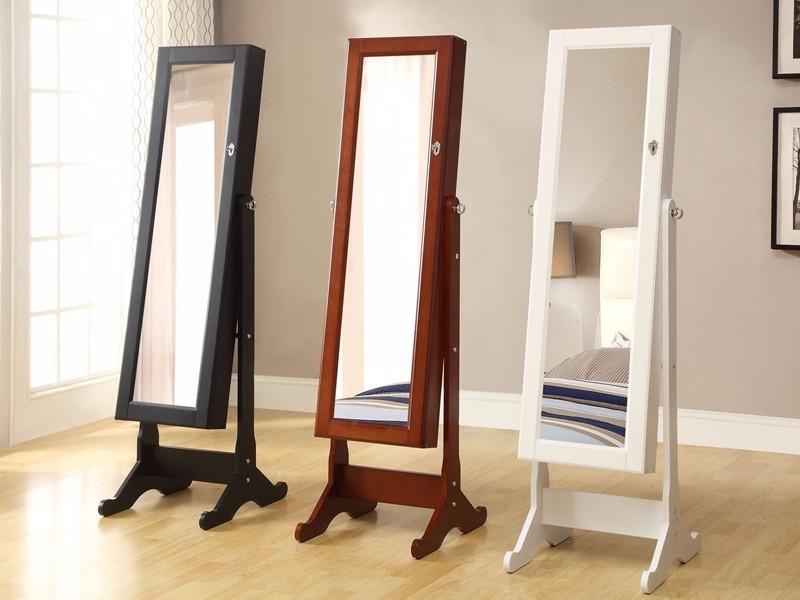 Mueble espejo joyero grande negro nuevo metinca 42 - Mueble espejo joyero ...