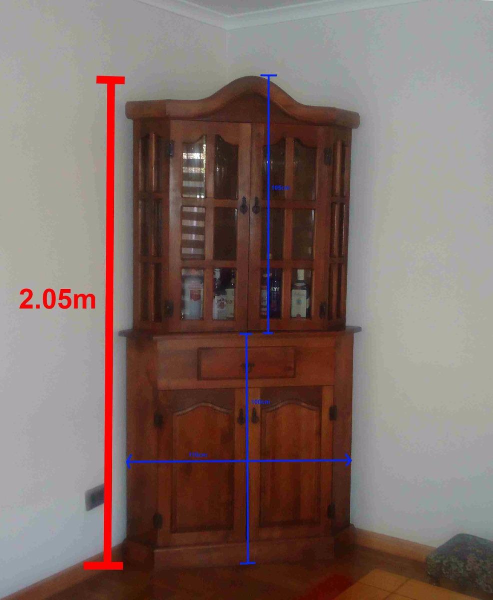 Mueble esquinero de dise o 100 madera raul canteradeco for Mueble zapatero esquinero