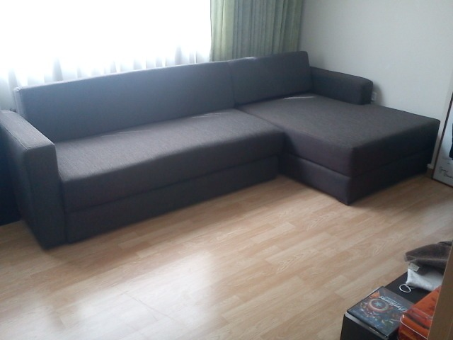 Mueble esquinero sofa cama en l u s 720 00 en mercado libre for Sofa cama esquinero