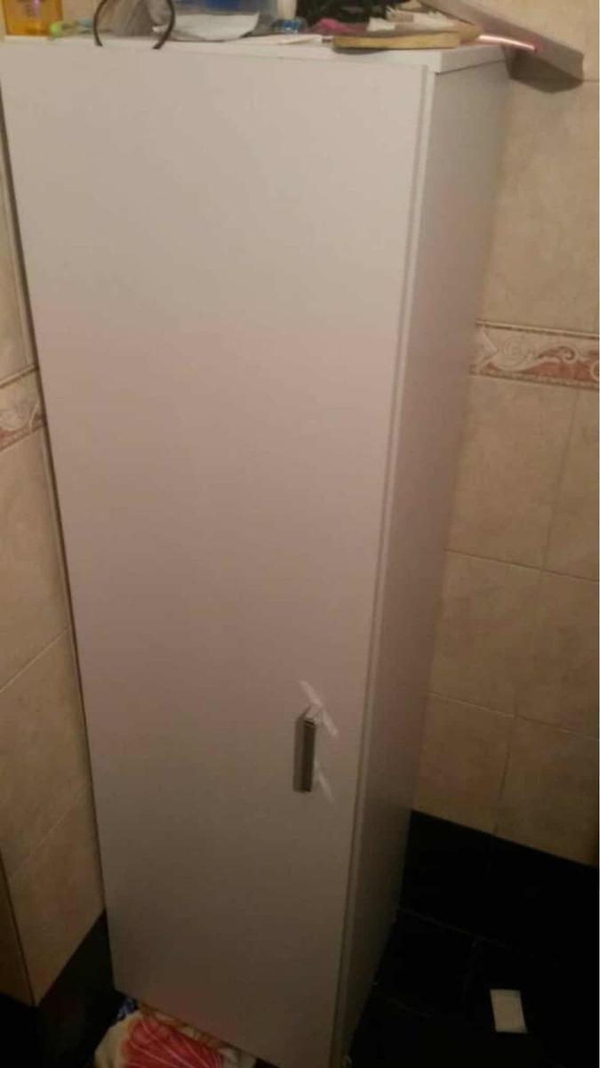 Mueble Estante Blanco Para Cuarto Baño - Bs. 2.500,00