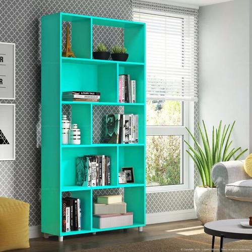 mueble estanteria biblioteca living escritorio oficina lg