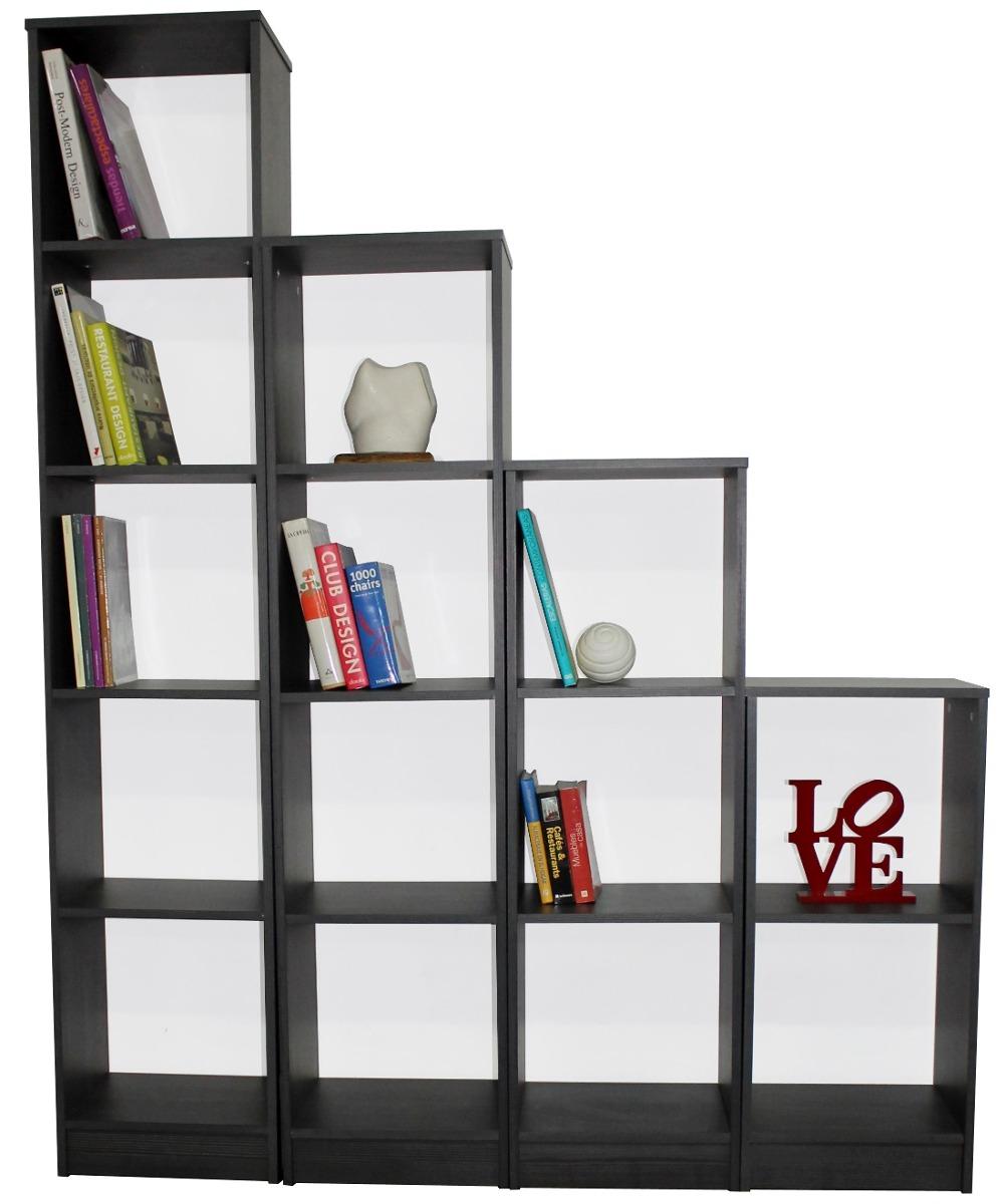 Mueble estanter a separador de ambiente env o gratis - Estanteria escalonada ...