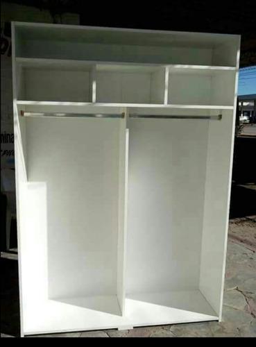 mueble exhibidor ropa perchero mostrador comercial tienda