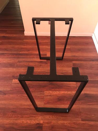 mueble fierra y madera, modelos propuestos y a convenir