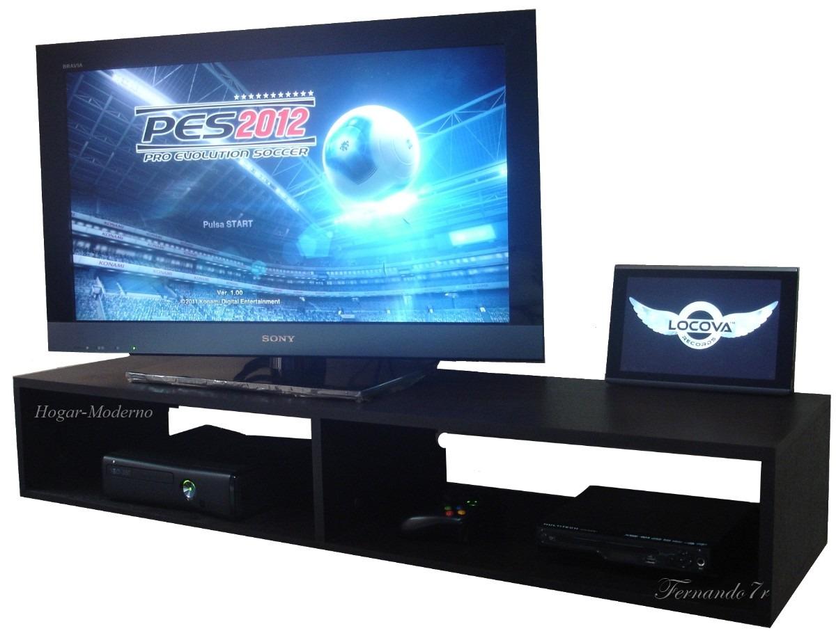 Mueble Flotante Para Tv 120cm 149 900 En Mercado Libre # Muebles Para El Xbox