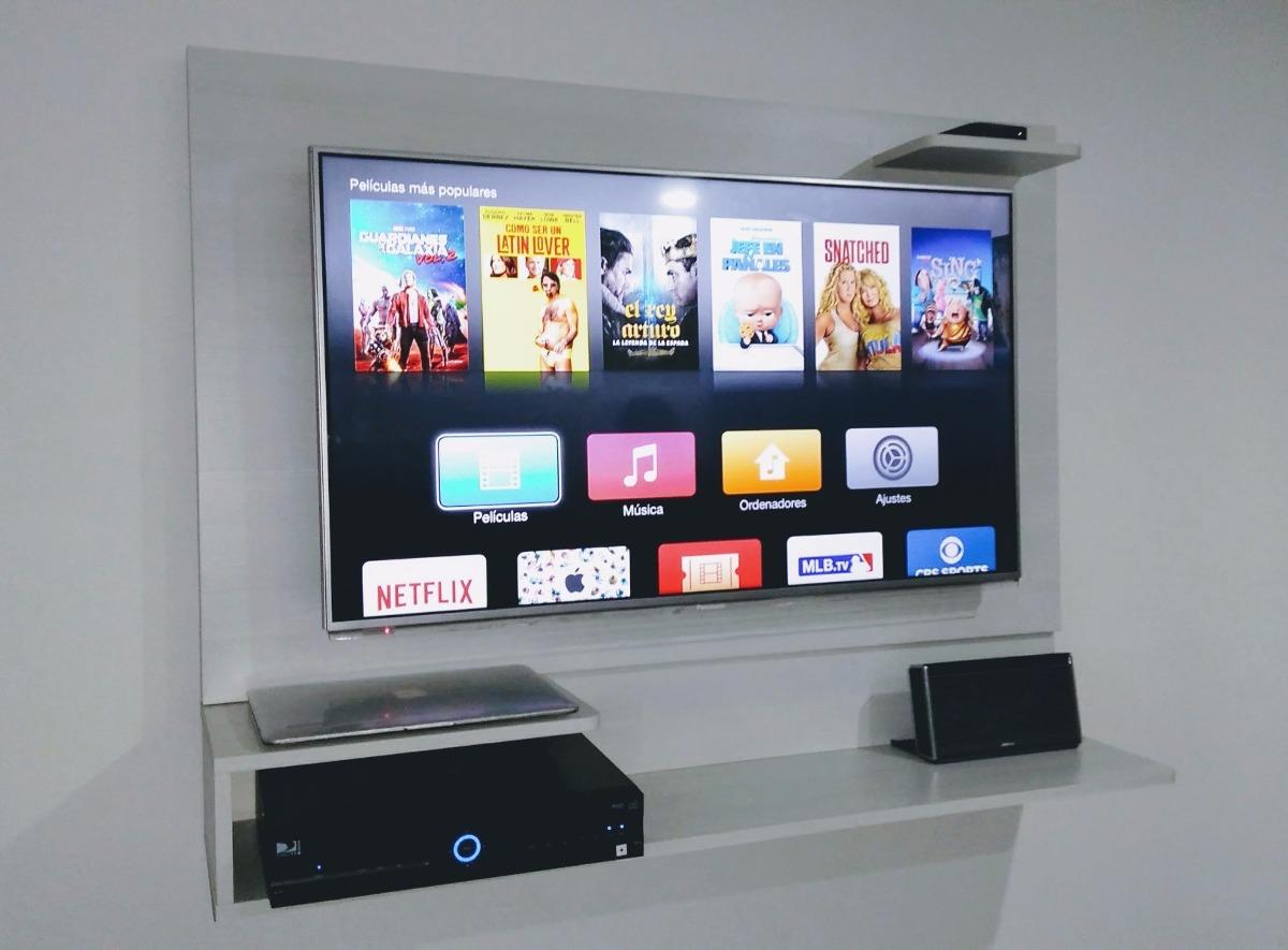 Mueble Flotante Para Tv Moderno Barcelona 269 900 En Mercado Libre -> Muebles Para Tv Modernos 2017