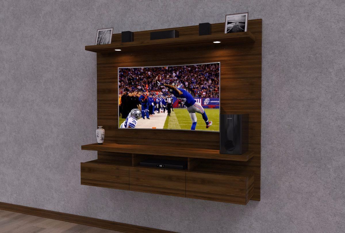 Mueble Flotante Para Tv Moderno Ref Spretto 750 000 En Mercado  # Muebles Pizano Bogota