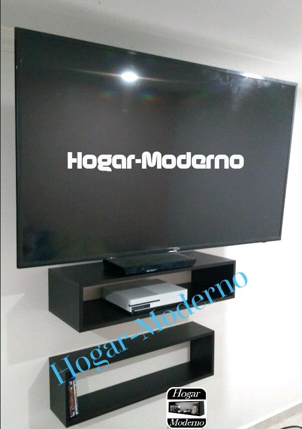 Mueble flotante para tv repisa en mercado libre for Mueble para xbox one
