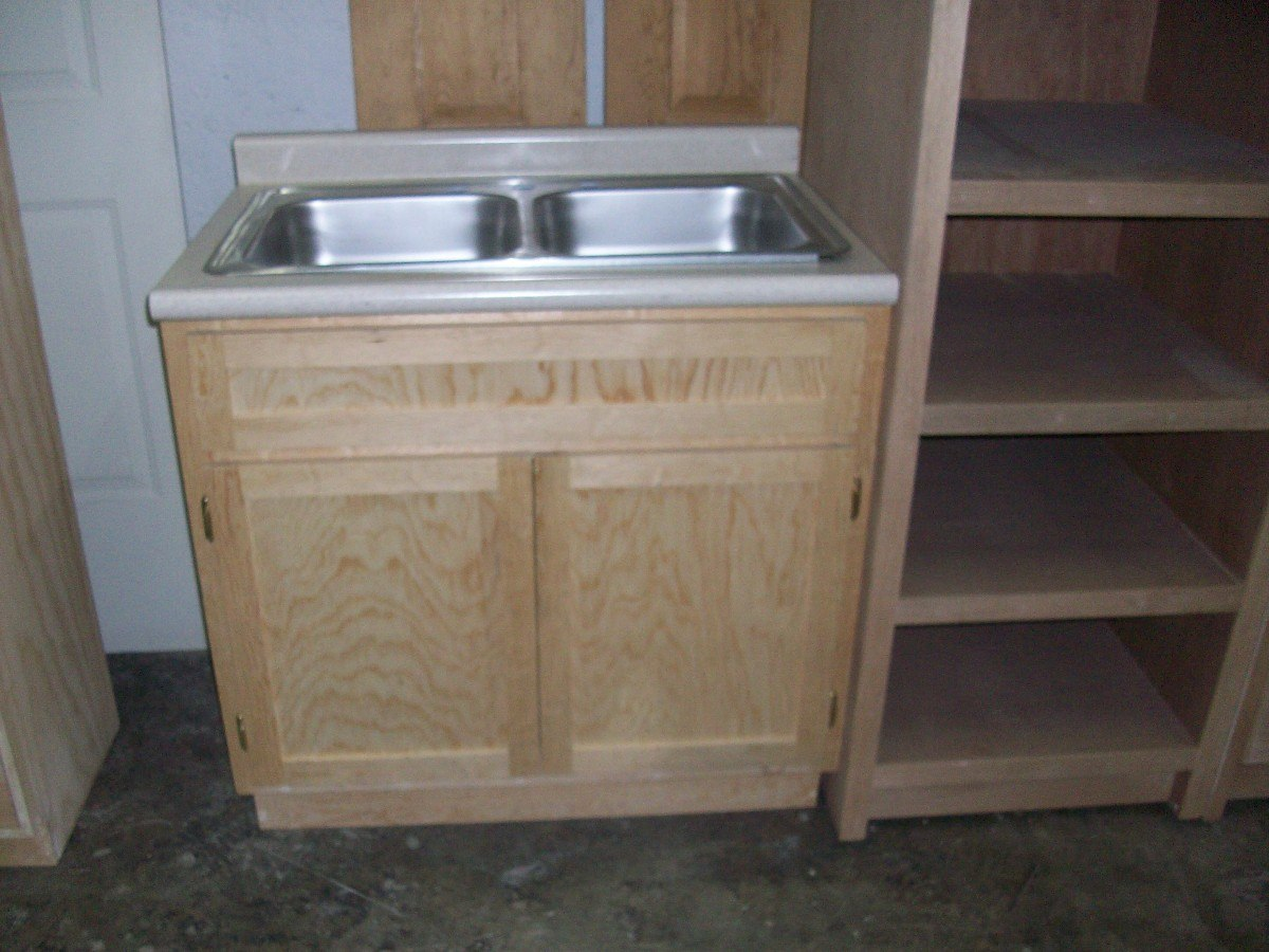 Mueble fregadero con tarja y mezcladora kit de instalacion - Precios de fregaderos ...