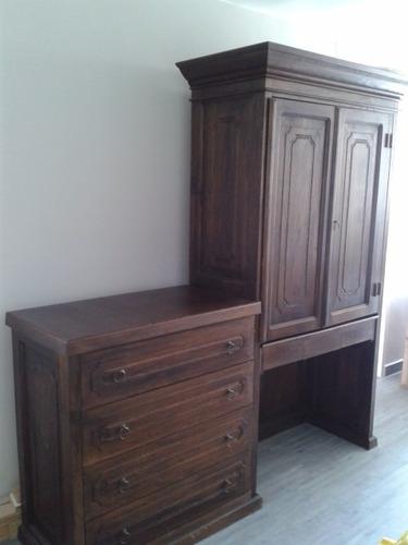 mueble - gabetero escritorio televisiòn, en apamate