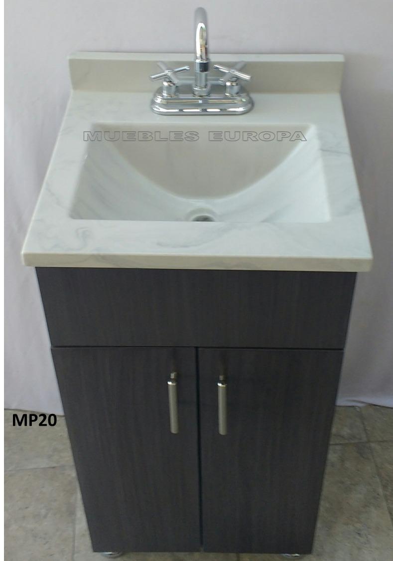 Mueble Gabinete Bao Con Lavabo Barato Oferta Moderno 299900