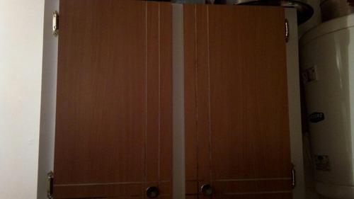 mueble gabinete de cocina de 3 y 2 puertas