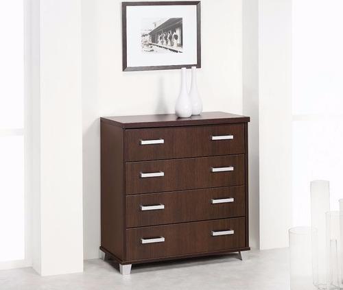 mueble gavetero 4  cajones -  envío gratis