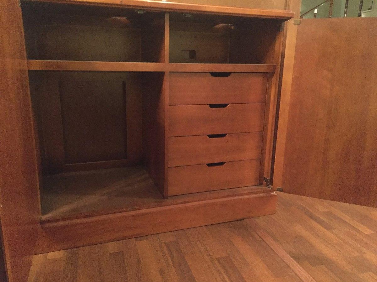 Mueble Importado C Cubierta De Granito P Frigobar O Vinos  $ 5,500