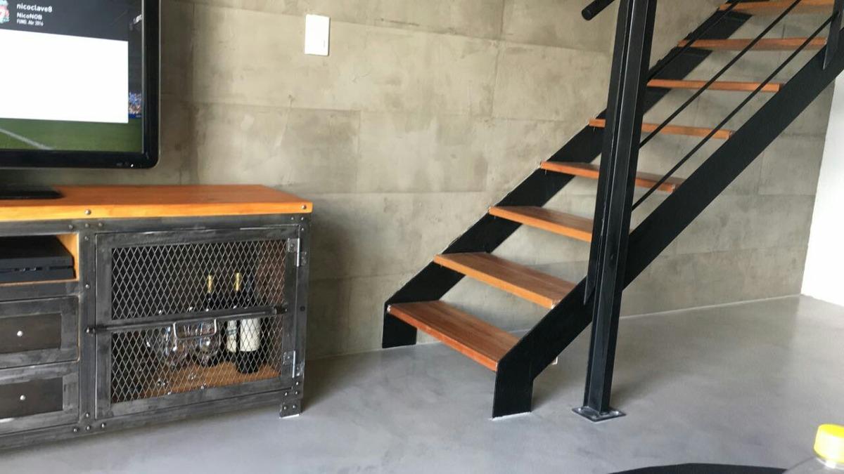 Muebles Leblock - Mueble Industrial Para Tv Chapa Hierro Y Madera Leblock 4 [mjhdah]https://http2.mlstatic.com/muebles-industriales-vintage-a-medida-muebles-leblock-D_NQ_NP_949347-MLA25587360720_052017-F.jpg