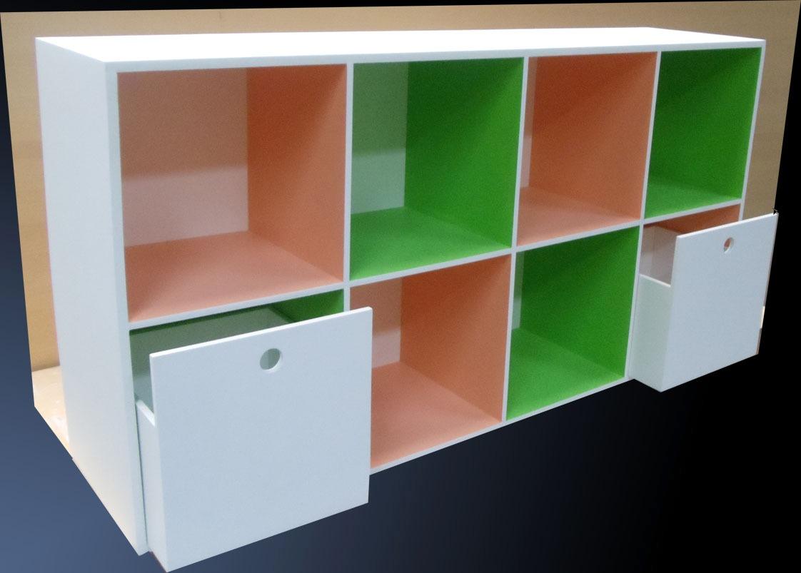 mueble infantil repisa biblioteca porta juguetes cargando zoom