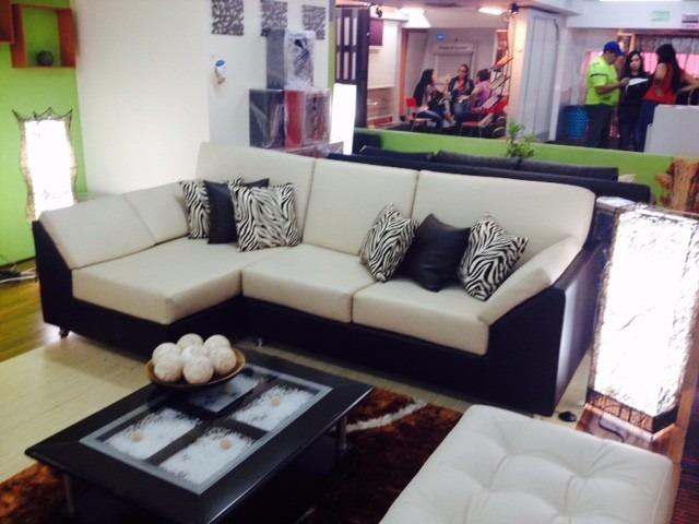 Mueble juego de sala modular moderno modelo milan bs for Juego de sala precios