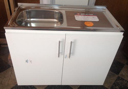mueble lavaplatos cocina