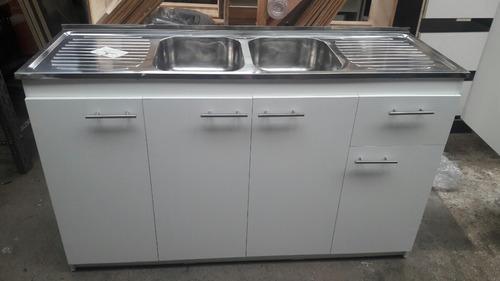 mueble lavaplatos compuesto